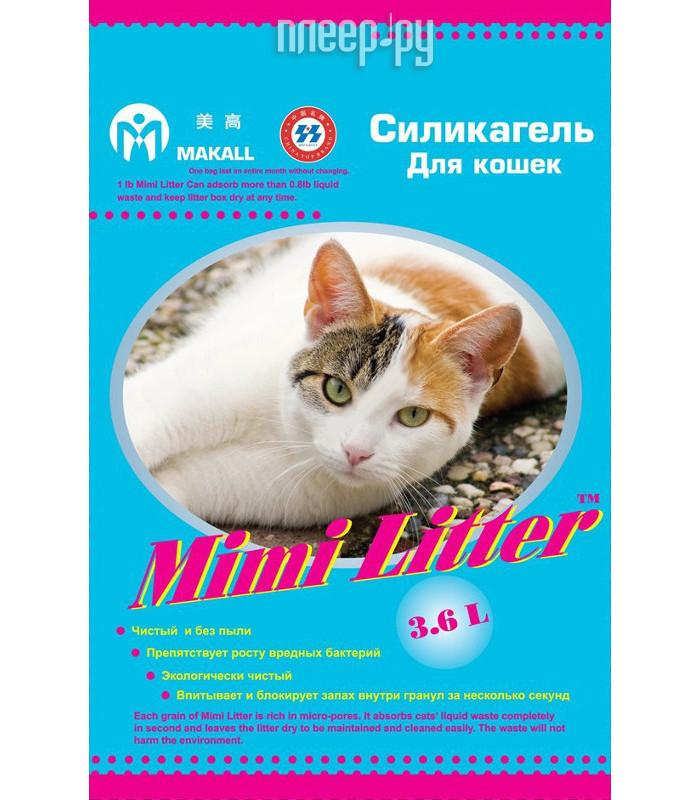 Наполнитель Mimi Litter 1.81kg 54784 Blue