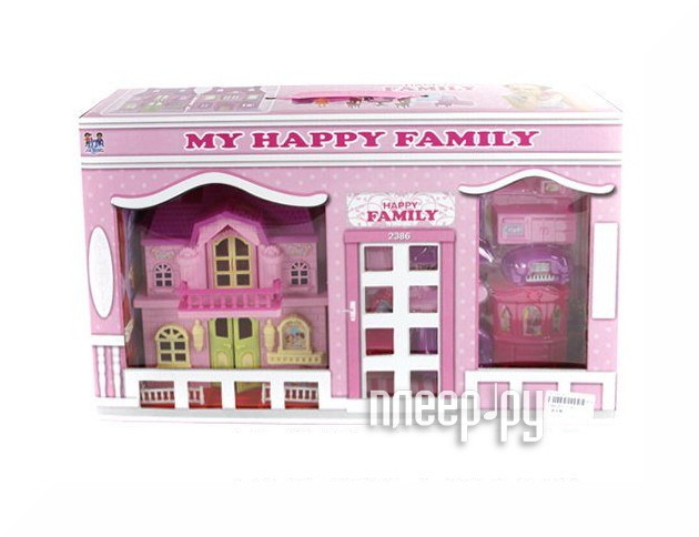 Игра Shantou Gepai My happy family 224 купить