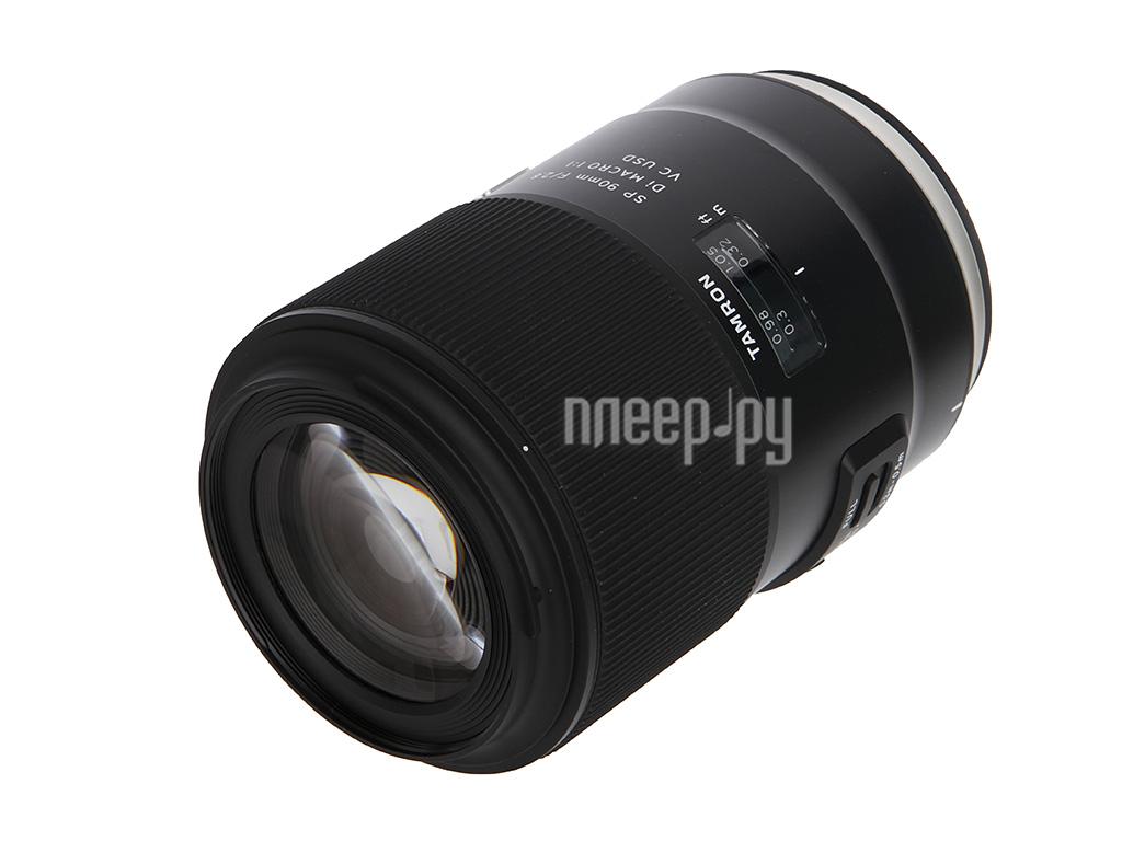 Объектив Tamron Nikon SP 90mm F /