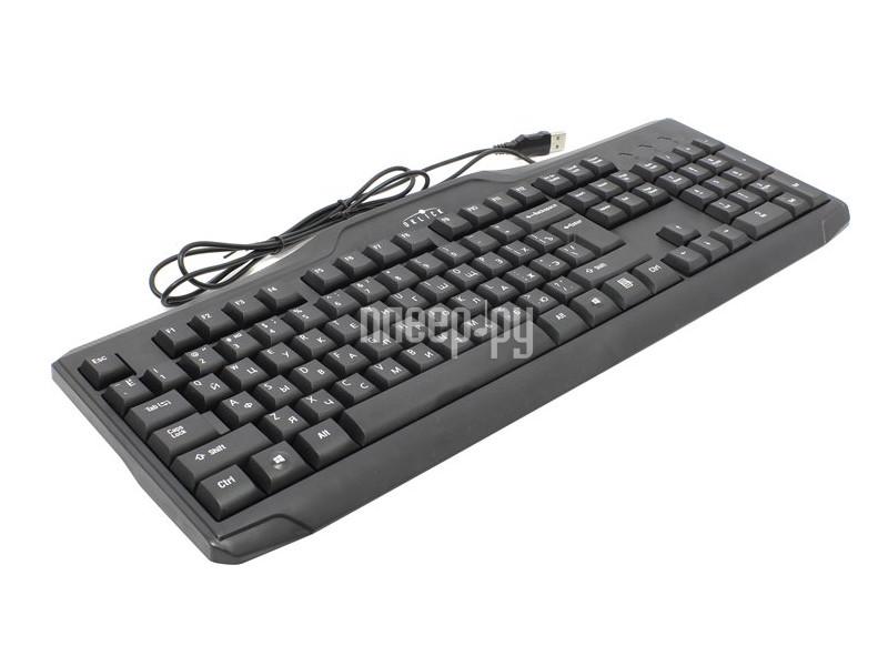 Клавиатура Oklick 170 M Black USB