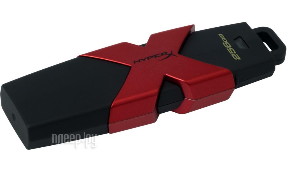 USB Flash Drive 256Gb - Kingston HyperX Savage HXS3 / 256GB купить