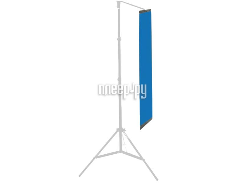 Фон ПРОФЕССИОНАЛ 1202-100812 1.0x1.4m Light-Blue PF1202-100812