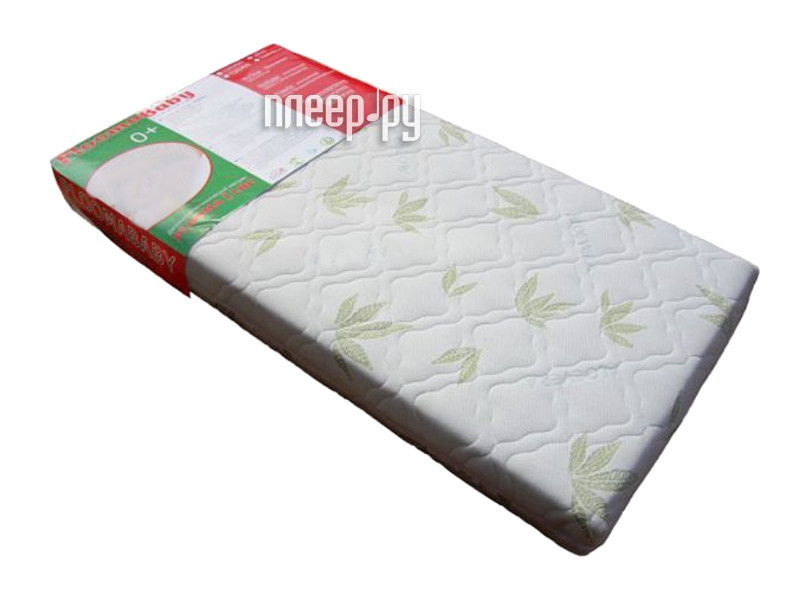 Детский матрас PloomaBaby PLOOMA 2 LC A2 12x60x120cm