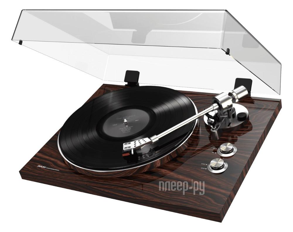 Проигрыватель виниловых дисков AKAI pro BT500