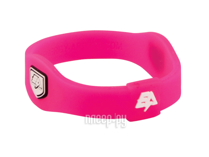 Браслет Energy-Armor Pink-White S