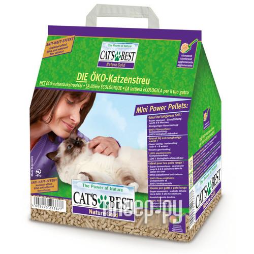 Наполнитель CatS Best Nature Gold 5kg