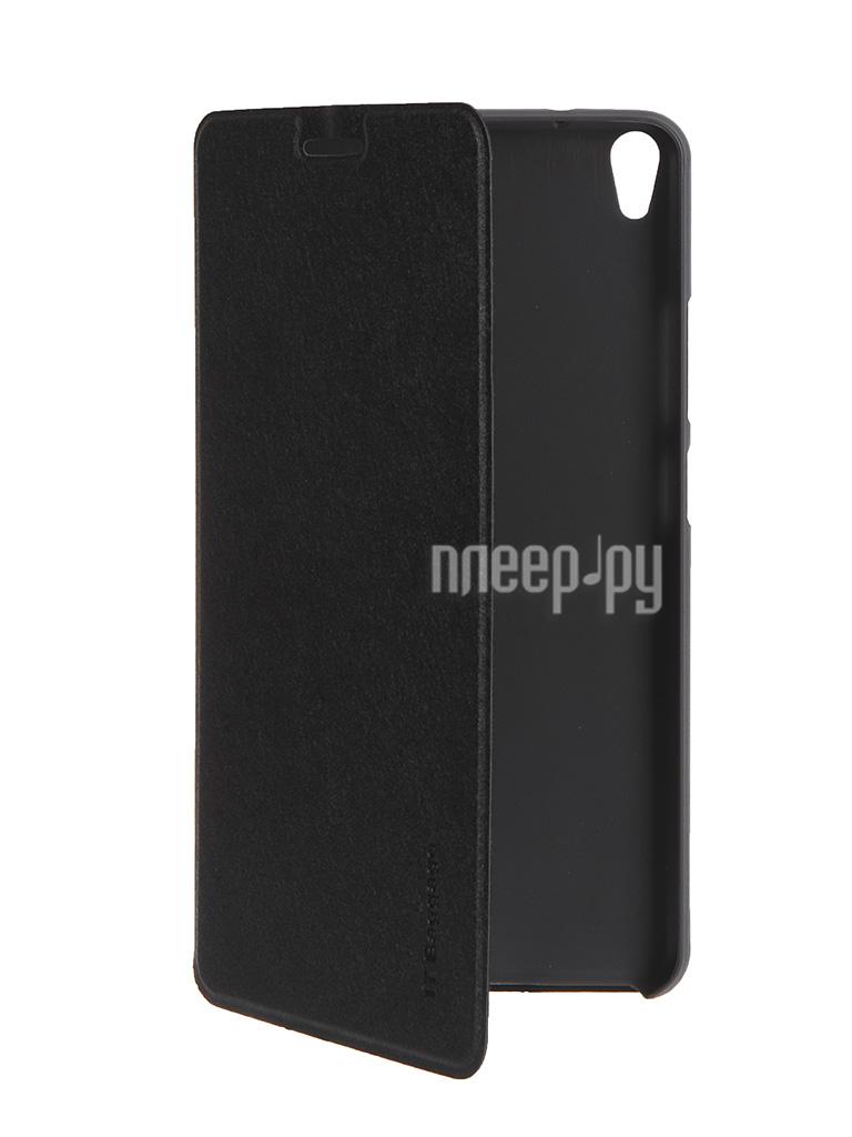 Аксессуар Чехол Lenovo Phab PB1-750 6.8 IT Baggage Black ITLNPH02-1