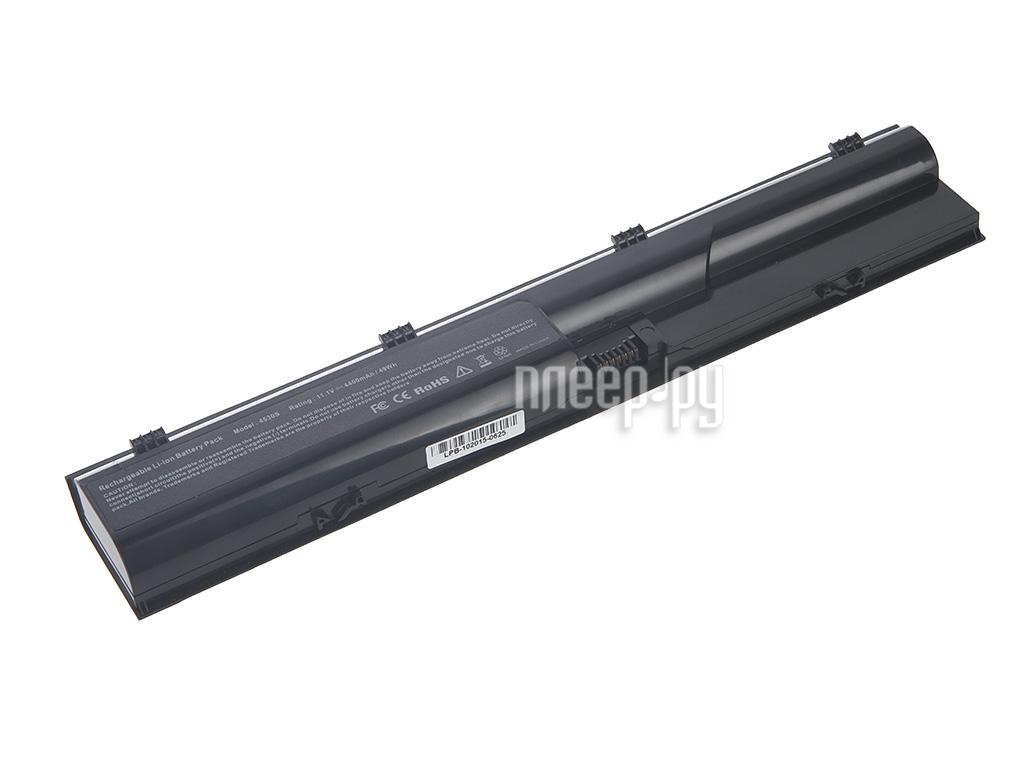 Аккумулятор Tempo 11.1V 4400mAh HP ProBook 4330s / 4331s / 4430s / 4431s / 4435s / 4436s / 4440s / 4441s / 4446s / 4530s / 4535s / 4540s / 4545s Series