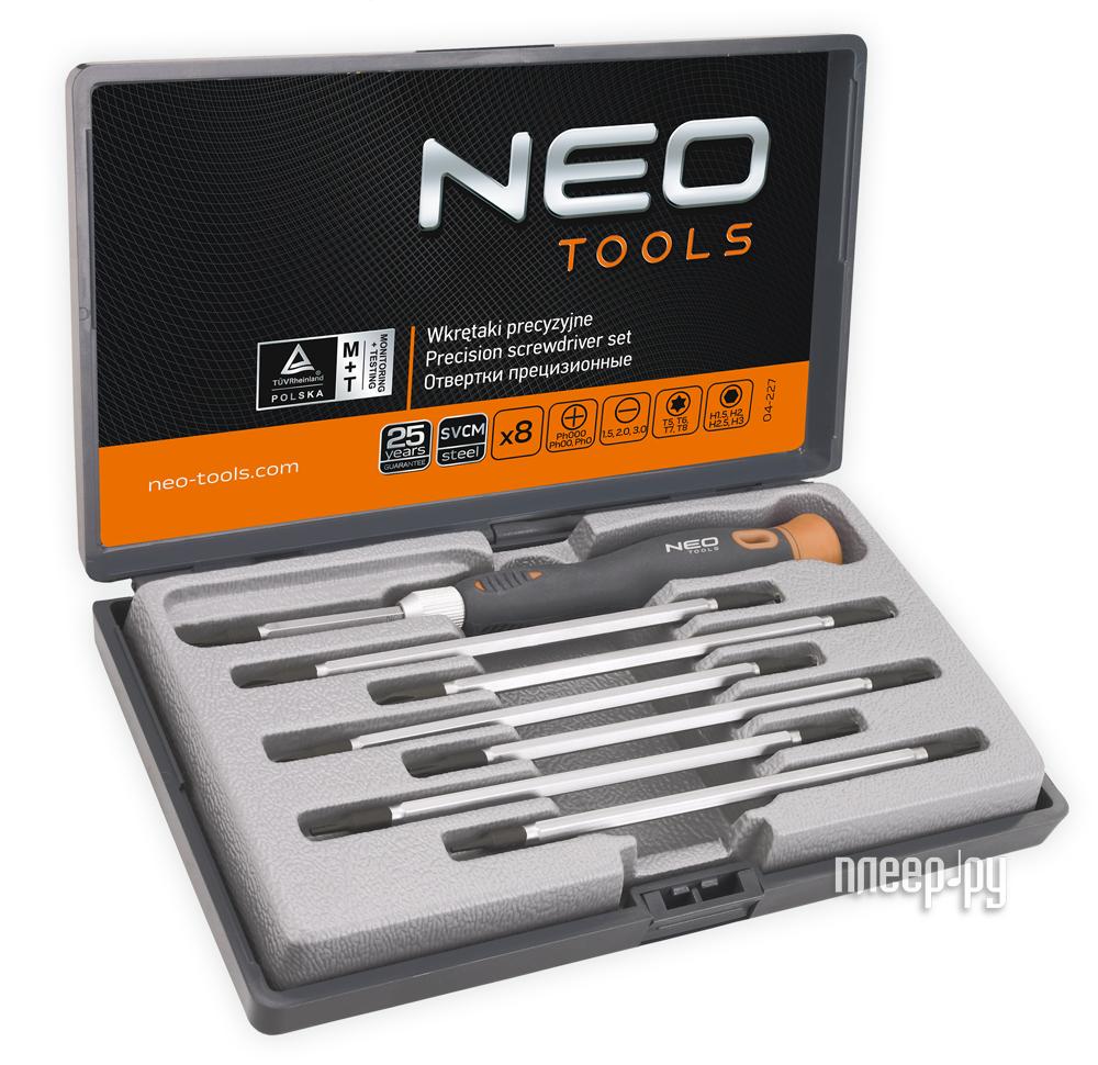 Отвертка NEO 04-227