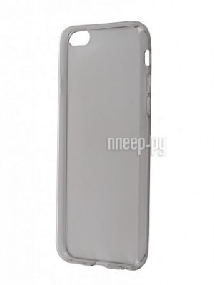 Купить Аксессуар Чехол-накладка BROSCO для iPhone 6 / 6S Black IP6-TPU-BLACK