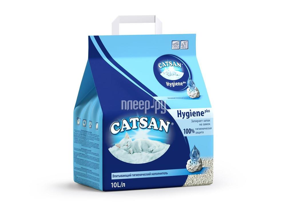 Наполнитель Catsan 10L LX410