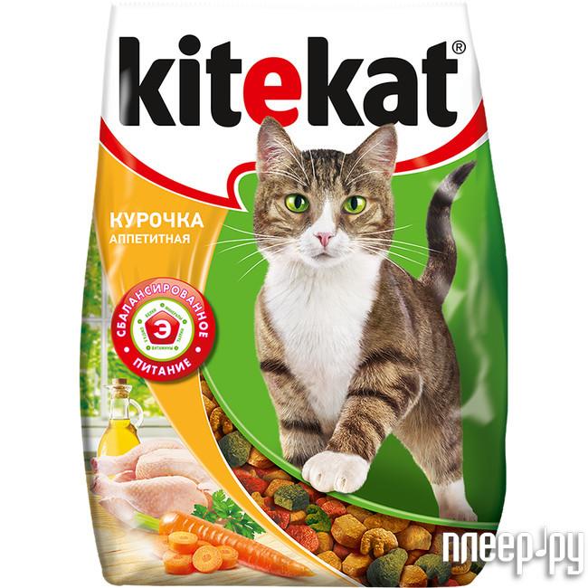 Корм Kitekat Курочка аппетитная 1.9kg для кошек 10132067