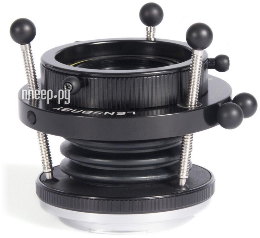 Объектив Lensbaby Nikon Control Freak B001GCUC8G / LBCFN  Pleer.ru  9600.000