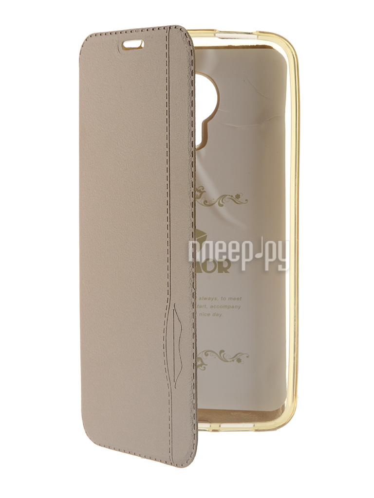 Аксессуар Чехол Meizu MX5 Armor Air Slim Gold GB-F-MEIMX5-GOLD