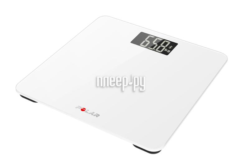 Весы Polar Balance Scale White