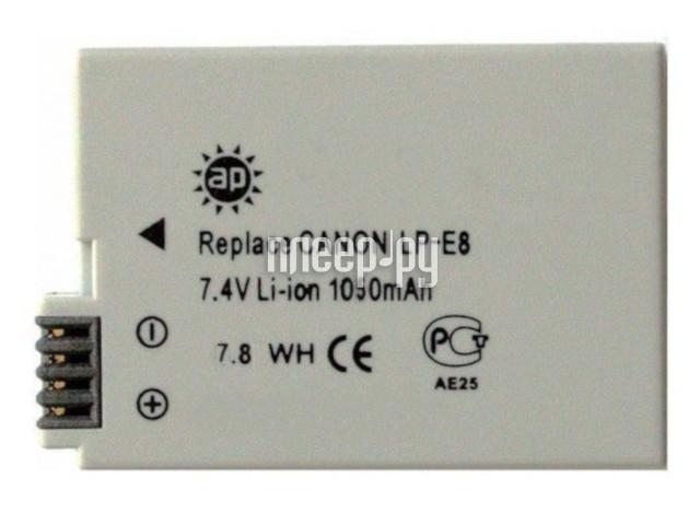 Аккумулятор AcmePower AP LP-E8  Pleer.ru  1396.000