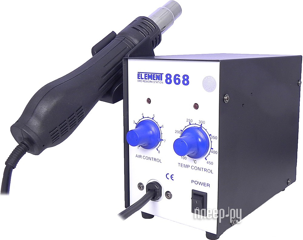 Паяльная станция Element 868