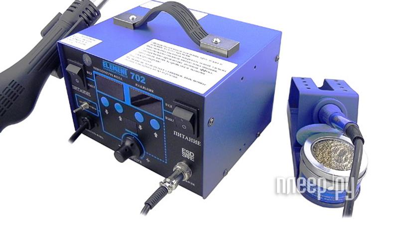 Паяльная станция Rexant ZD-99 12-0152