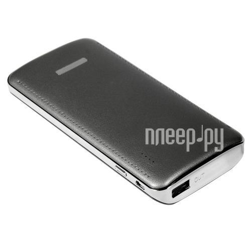 Аккумулятор Nobby Comfort 017-001 10000mAh USB 1.2А Graphite 09281
