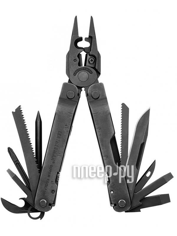 Мультитул Leatherman Super Tool 300 EOD Black 831369