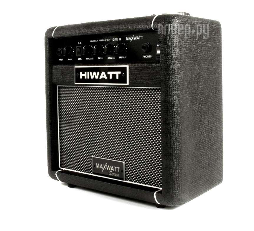 Комбо-усилитель HIWATT MAXWATT G15
