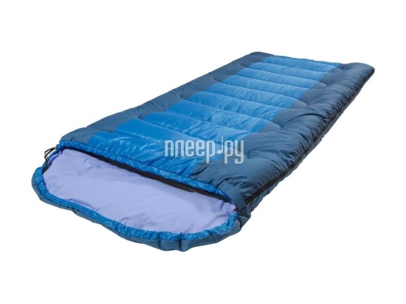 Спальник PRIVAL Camp Bag Плюс Blue