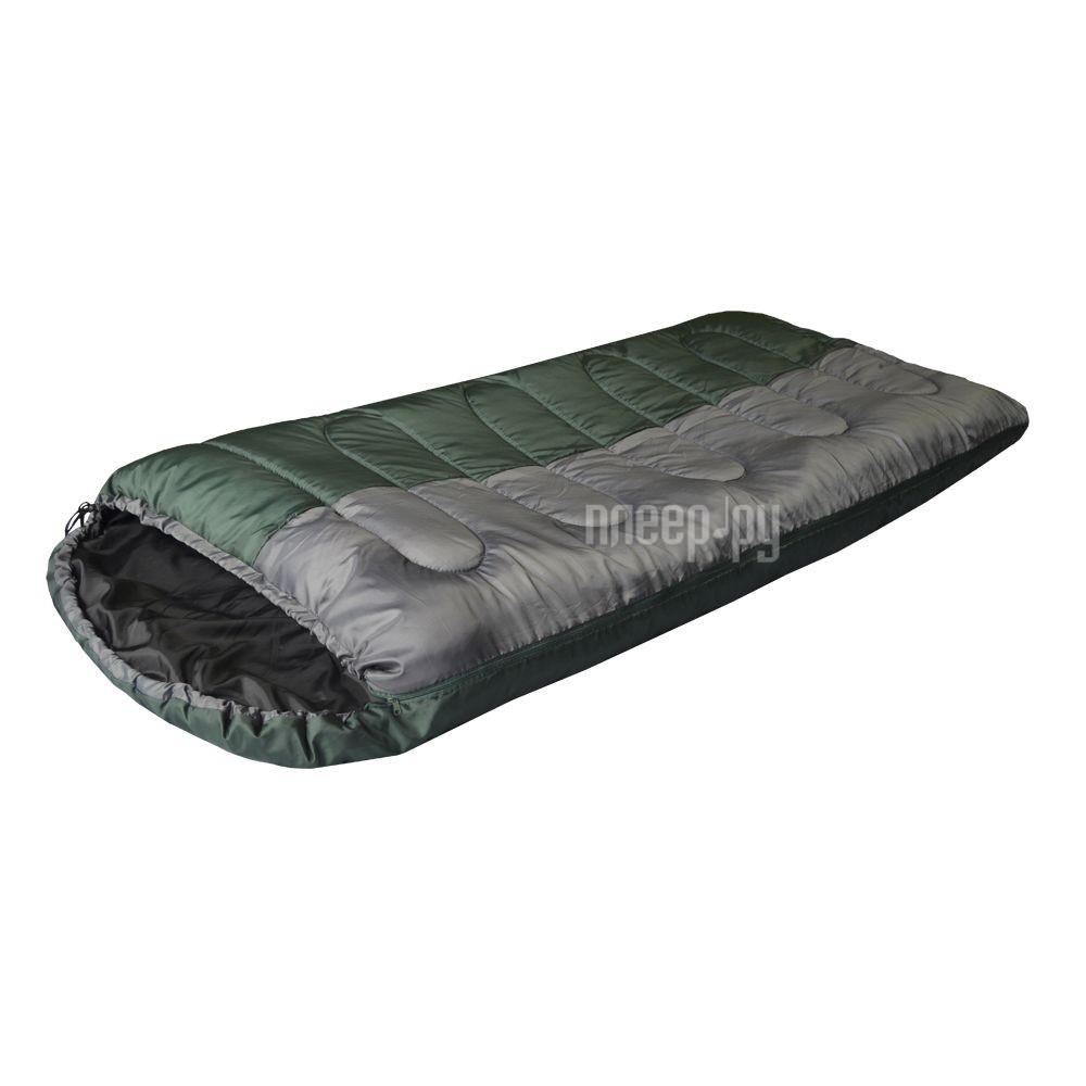 Спальник PRIVAL Camp Bag Плюс Green