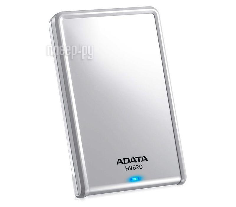 Жесткий диск A-Data HV620 3Tb USB 3.0 AHV620-3TU3-CWH
