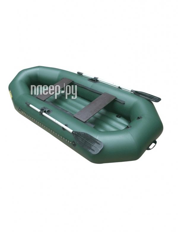 Надувная лодка Лидер Компакт-270
