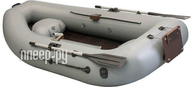 Надувная лодка Лидер Компакт-300 Grey