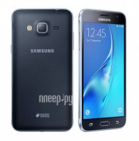 Сотовый телефон Samsung SM-J320F/DS Galaxy J3 (2016) Black