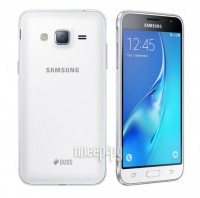 Сотовый телефон Samsung SM-J320F/DS Galaxy J3 (2016) White