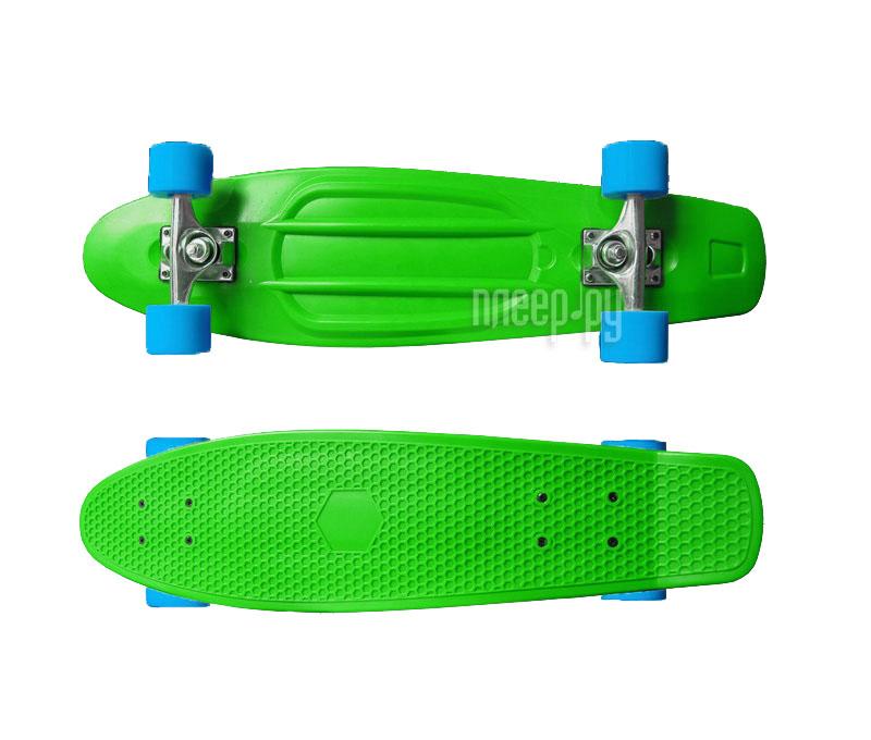 Скейт Maxcity MC Plastic Board Big Green