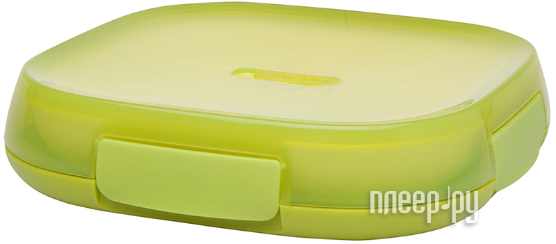 Ланч-бокс Aladdin Lunch Plate 850ml Light Green 10-01546-002