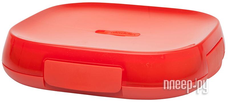 Ланч-бокс Aladdin Lunch Plate 850ml Red 10-01546-001 купить
