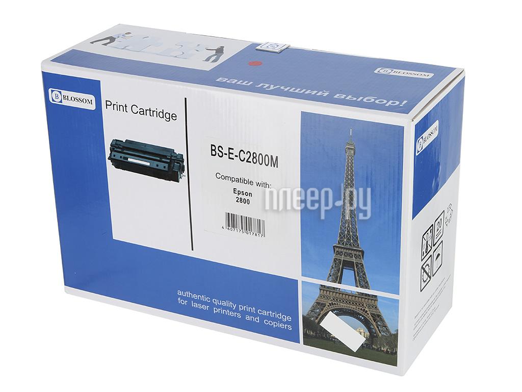Картридж Blossom BS-EPLS051159 для Epson AcuLaser C2800N Magenta