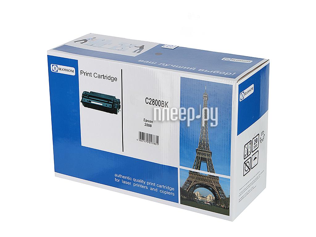 Картридж Blossom BS-EPLS051161 для Epson AcuLaser C2800N Black