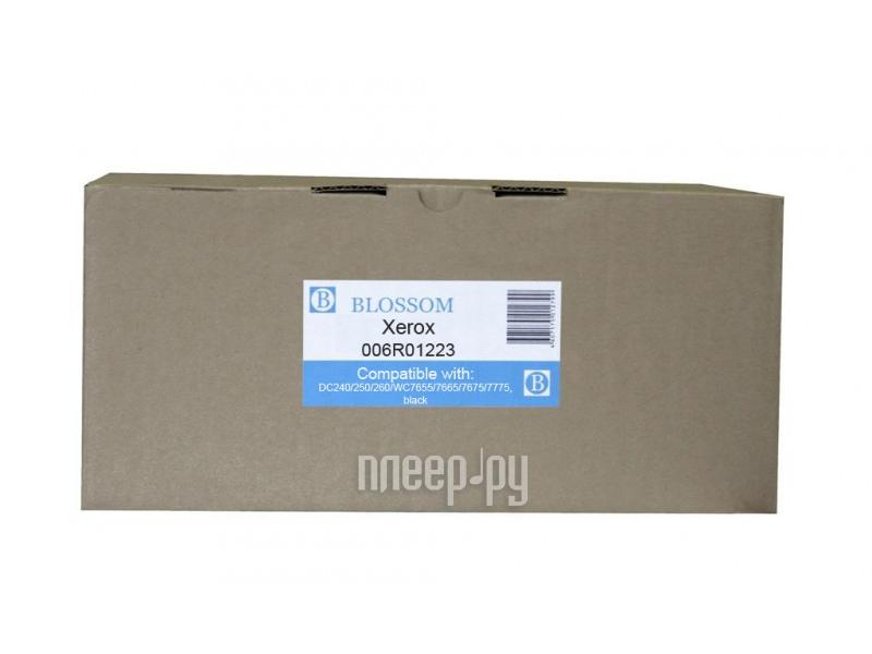 Картридж Blossom BS-X006R01223 для Xerox DC240 / 250 / 260 / WC7655 / 7665 / 7675 / 7775 Black
