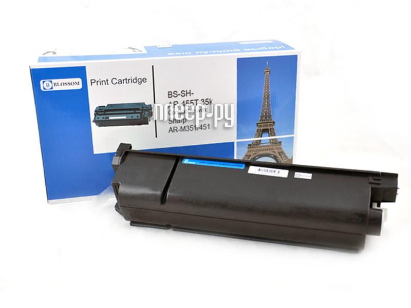 Картридж Blossom BS-SH-AR455T для Sharp AR-M351/M451 Black
