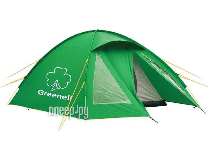 Палатка Greenell Керри 2 V3 Green 95511-367-00
