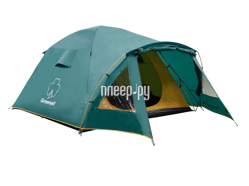 Палатка Greenell Лимерик плюс 3 Green 25443-303-00