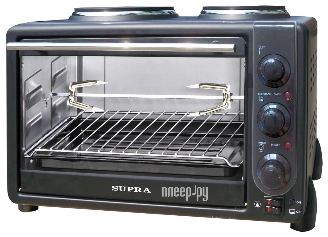 Мини печь SUPRA MTS-342 Black