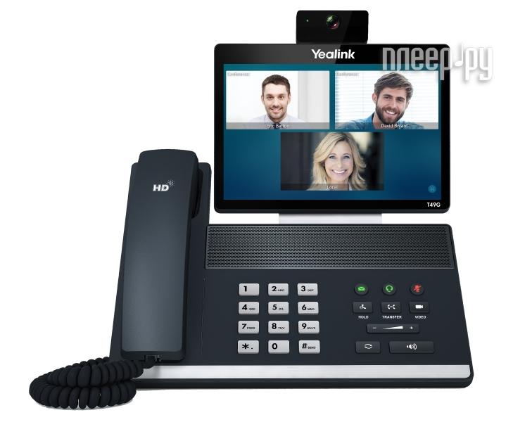 VoIP оборудование Yealink SIP VP-T49G