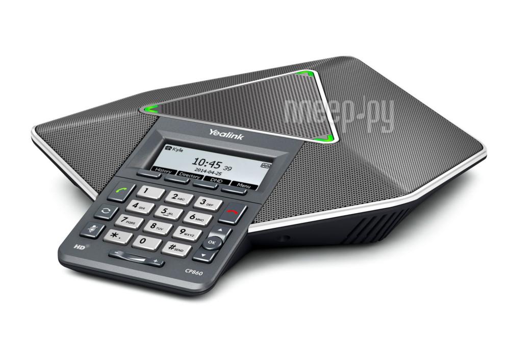 VoIP оборудование Yealink CP860