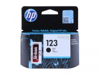 Картридж HP 123 F6V17AE Black