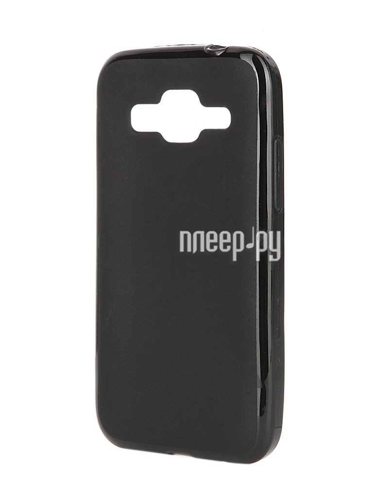 Аксессуар Чехол-накладка Samsung Galaxy Core Prime SM-360H / SM-361H / DS Pulsar Clipcase Black PTC0006