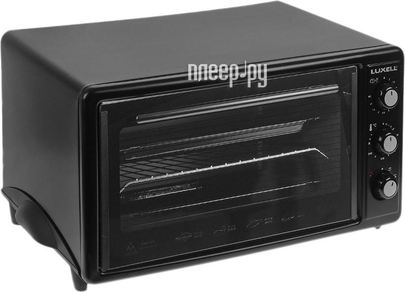 Мини печь LUXELL LX-3520 Black