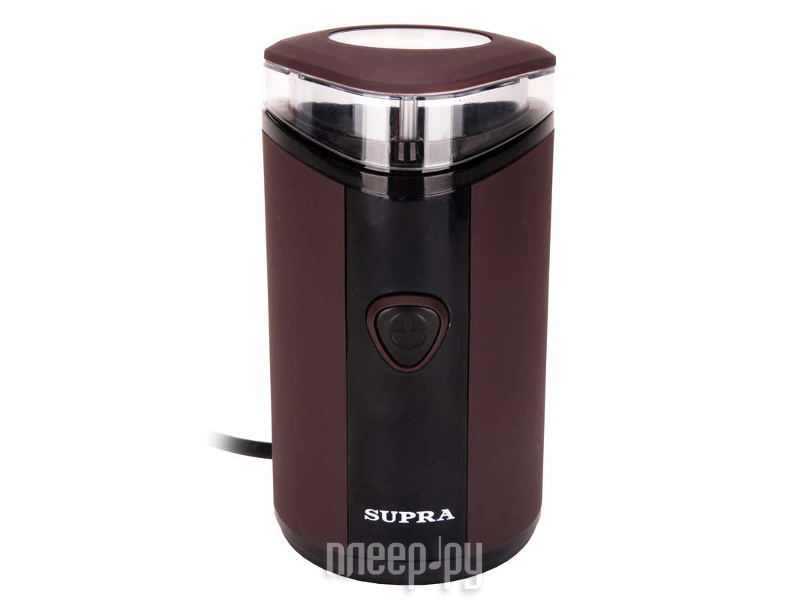 Кофемолка SUPRA CGS-310 Brown-Black