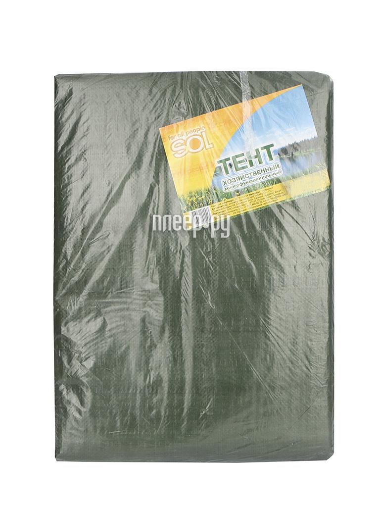 Тент Sol Green SLTP-004.04