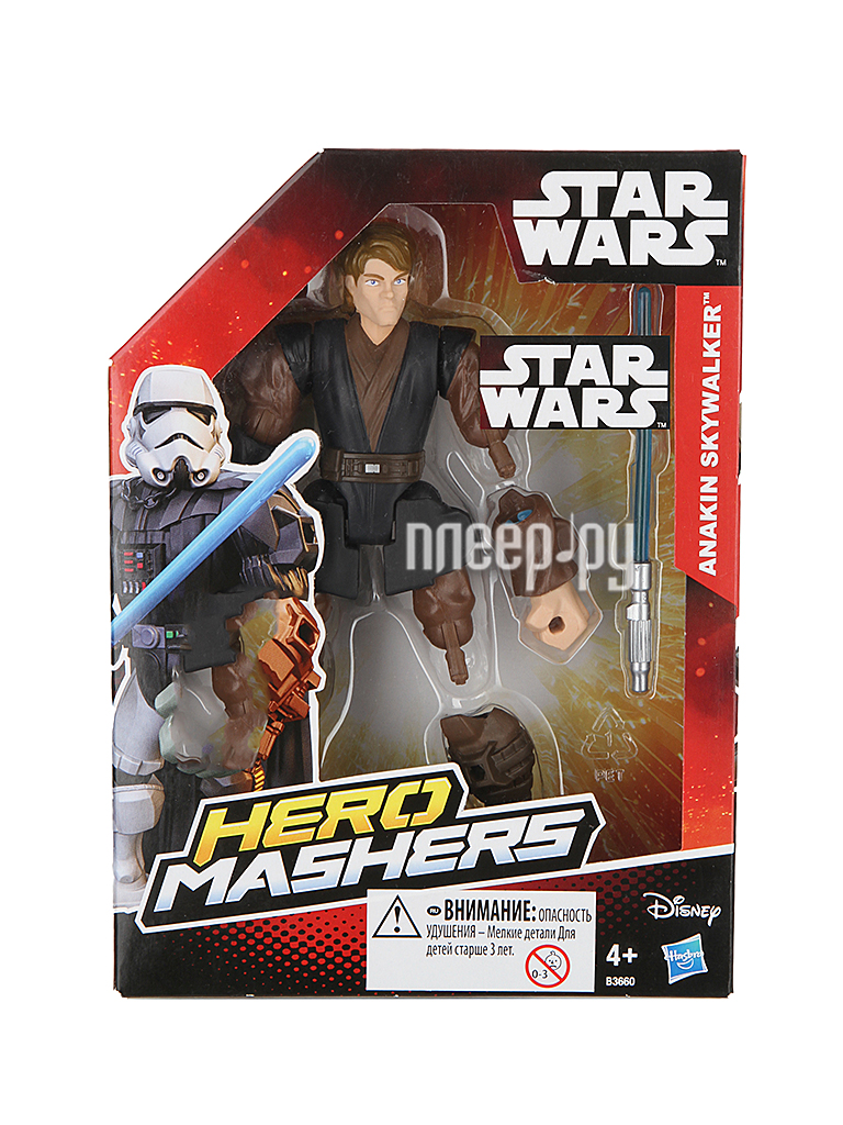 Игрушка Hasbro Star Wars B3656 за 487 рублей